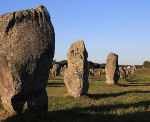 Carnac menhirs dolmen-mariage-plomelin-finistère