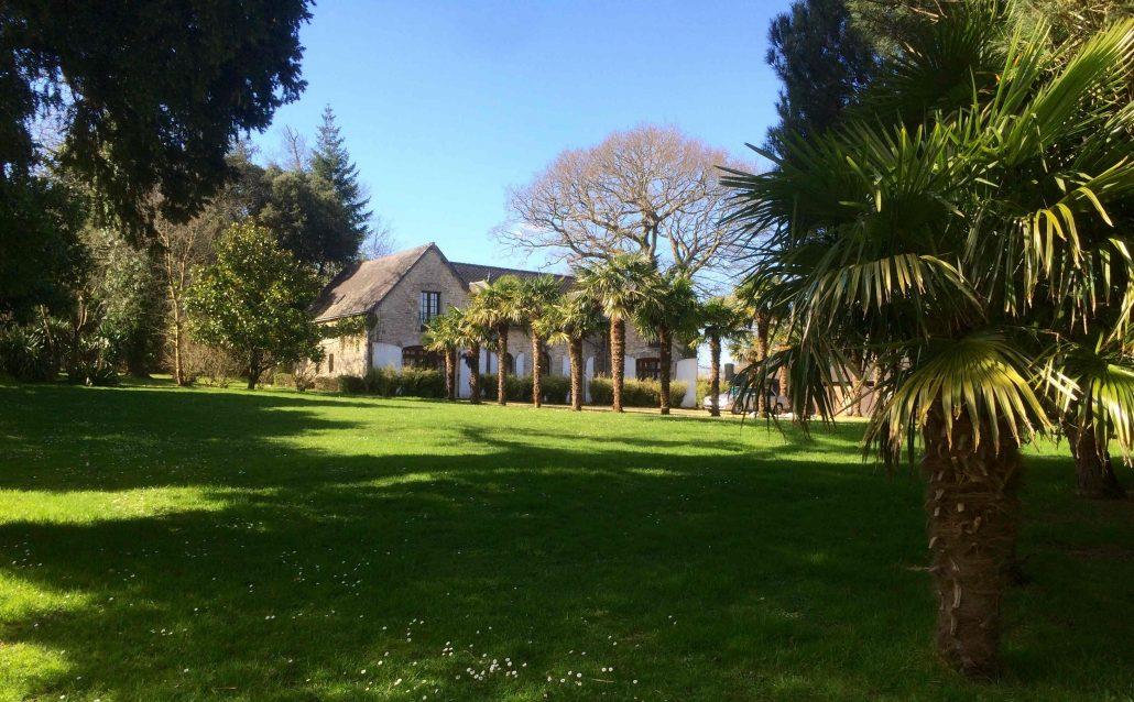 Location de gîte à Quimper, au Manoir de Kerambleiz (Plomelin, Finistère, Bretagne)