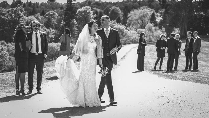 Mariage à quimper, au Château de Kerambleiz (Plomelin, Finistère)